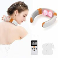 OSITO Neck Massager Tens EMS Pulse Muscle Pain Relif Deep Tissue Xmas Gift