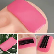 Silicone Eyelash Extension Stand Pallet Pad Eye Lash Tray Holder Tools Healt D3