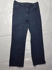 Lee Women Jeans Perfect Fit JustBelowTheWaist Size 14 M Natural Straight Leg