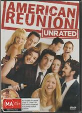 D.V.D MOVIES.DB119    AMERICAN REUNION  UNRATED /  STILL SEALED    DVD