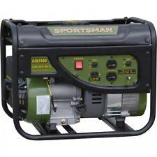Portable Generator Gasoline Gas Powered 2000  Watt Shipping To Puerto Rico