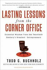 Lasting Lessons from the Corner Office: Essential Wisdom from the Twentieth Cent