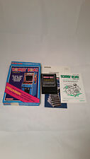 COLECO Donkey Kong (Intellivision, 1982) GREAT CONDITION tested works!