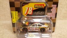 New 1998 Racing Champions 1:64 NASCAR Gold Gary Bardberry Pilot Ford Taurus #78