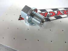 Magnetic Oil Drain Plug With Washer Suzuki RM125 1992-2006 RM250 1993-2006