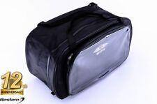 BMW K1200LT Top Box Case Trunk Liner Bag, Black with Clear Pocket