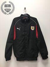 Bristol City Football Jacket Men's Small