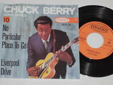 """CHUCK BERRY -No Particular Place To Go- 7"""" 45"""