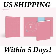US SHIPPING BTS Map Of The Soul:Persona Album 04 Ver. CD+Booklet+Card+Etc