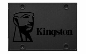"Kingston A400 SSD SA400S37/480G SSD Interne 2.5"" SATA 480GB Ordinateur Portable"