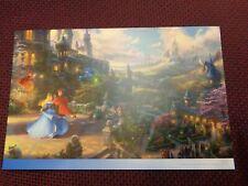 Thomas Kinkade Studio Sleeping Beauty Dancing in the Enchanted Light Disney