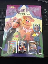 Muppet Movies DVD 3-Pack - (Kermit's Swamp Years / The Muppets Take Manhattan ..