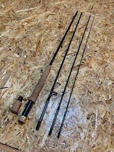Orvis HLS Graphite 9' #7 Line 4P Fishing Fly Rod Casting w/Tube