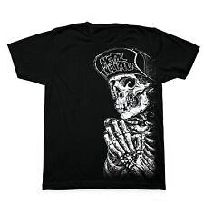 Metal Mulisha Men's  Mosh Short Sleeve Black T Shirt Size Large