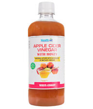 Healthvit Apple Cider With Honey Natural & Pure With Goodness Of Mother Vinegar