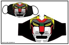Voltron Black Lion Face Mask ONLY SOLD HERE