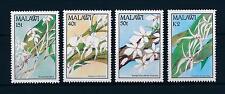 [50871] Malawi 1990 Flora Flowers Blumen Orchids MNH