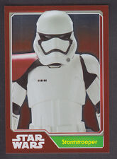 Topps Star Wars - Journey To The Force Awakens - # 190 Stormtroop - Mirror