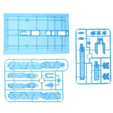 Action Base pour 1/60 1/100 PG MG Gundam Figure Bleu