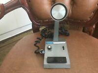 Vintage TURNER PLUS THREE +3 DESK MICROPHONE 4 Pin Ham CB Radio Lots Cobra