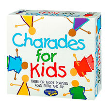 Charades for Kids Board Game NEW