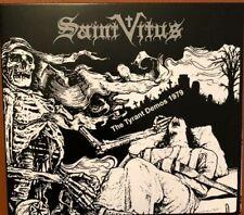 SAINT VITUS – The Tyrant Demos 1979 (NEW*LIM.300 DIGIPAK*US DOOM METAL MASTERS)
