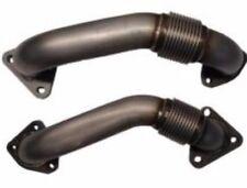 Up Pipes, Non EGR, 304 SS, 2001-2016 GM 6.6L Duramax Diesel,LB7,LLY,LBZ,LMM,LML