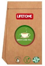 Tè verde lime, il Super tè verde, migliora il metabolismo, 40 bustine di tè
