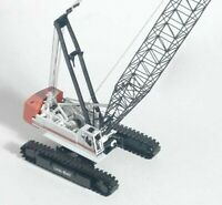 Link-Belt LS-248H II Crawler Crane - CCM Brass HO 1:87 Scale Model New!