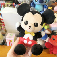 Mickey Mouse Plush Disney Parks Wishables 4 Inch New Cute Toy