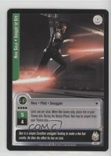 2001 Star Wars: Jedi Knights Trading Card Game Booster Pack Base #3 Han Solo 1g9