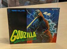 Godzilla (Nintendo NES) MANUAL ONLY!