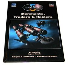 Babylon 5 RPG: Merchants, Traders & Raiders (Mongoose Publishing) New & Unopened
