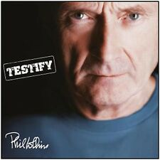 Phil Collins - Testify - New Deluxe CD Digipak