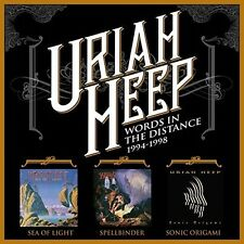 Uriah Heep - Words In The Distance 1994-1998 [New CD] UK - Import