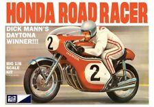 Dick Mann HONDA 750 Road Racer moto 1:8 MPC Plastique Vélo Kit