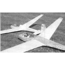 Bauplan ASK 13 Modellbau Modellbauplan Segelflugzeug