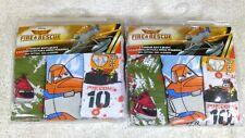 Planes Fire and Rescue Underwear x 6 - Boy's Undies/Briefs Dusty Planes 2T 3T
