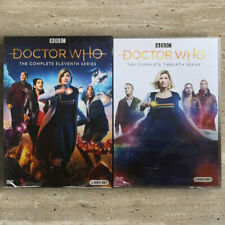 Doctor Who Season 11 & 12 (Dvd, 2020, 6-Disc Set) Fast Shipping Us Seller