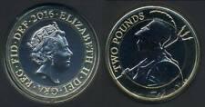2016 Britannia £2 coin