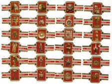 sigarenbanden - Mercator - Kunstschatten v/h Kremlin - 24 stuks