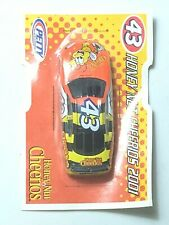 General Mills 2001 Honey Nut Cheerios   John Andretti No. 43 Die Cast Car   NIP