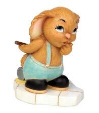 Pendelfin Rabbit Collectors Figurine - Bodgit # PD082