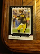 2005 Topps Black Border #112 Pittsburg Steelers QB Ben Roethlisberger