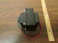 Power Stepdown Transformer 125Vac Input Nos