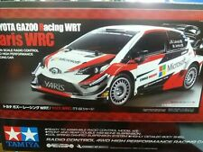 TAMIYA YARIS WRT RALLY BEGINNERS RC KIT.ages 14 and up.