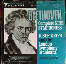 Beethoven~Complete Nine Symphonies~Josef Krips~London Symphony Orch~FAST SHIP!
