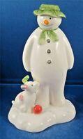 John Beswick Snowmen  - The Snowman and the Snowdog - New 2013
