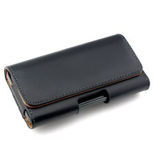 Leather Belt Clip Bag Case Pouch Sleeve for iPhone 5s SE 6S 7 8 Plus X XS Max XR