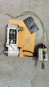 Mazak Mill Tool Setter with Air Cylinder Horozantal Box Type
